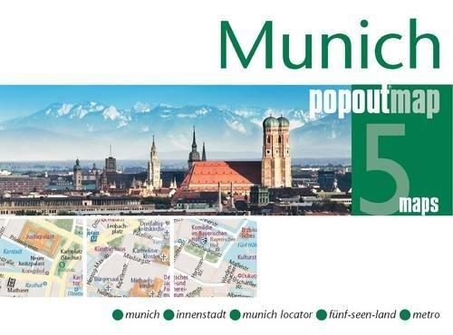 9781845878429: Munich PopOut Map (PopOut Maps)