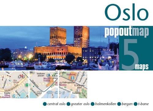 9781845878467: Oslo PopOut Map (PopOut Maps)