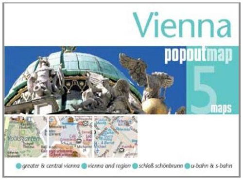 9781845878788: Vienna PopOut Map (PopOut Maps)