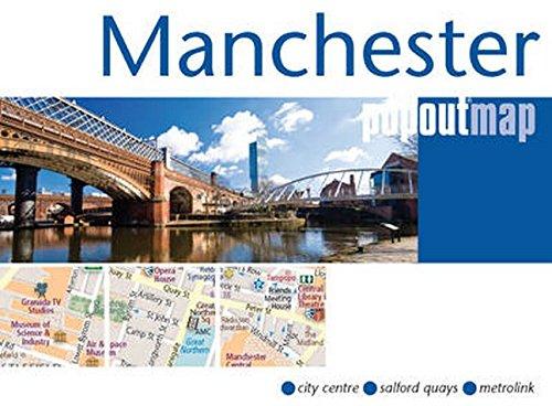 Manchester PopOut Map (Popout Maps)