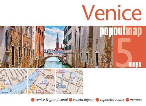 9781845879365: Venice PopOut Map (PopOut Maps)