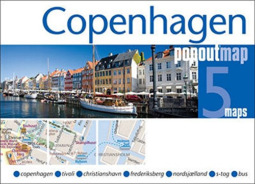 9781845879556: Copenhagen PopOut Map (PopOut Maps)
