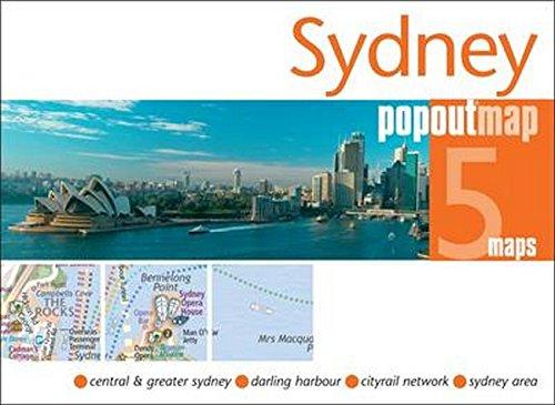 9781845879617: Sydney Popout Map