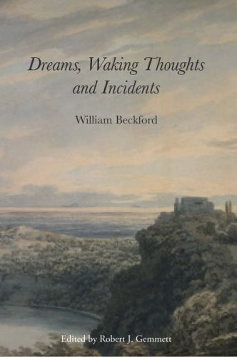 9781845881610: Dreams, Waking Thoughts and Incidents