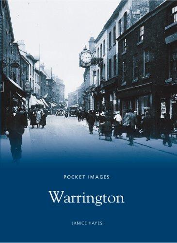 9781845881863: Warrington (Pocket Images)