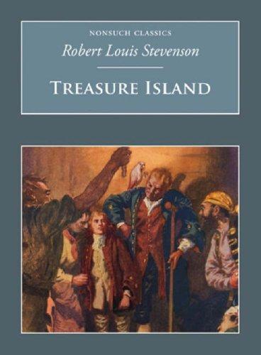 Treasure Island (Nonsuch Classics): Stevenson, Robert Louis