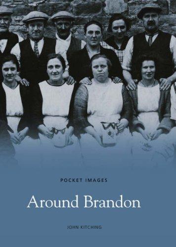 Around Brandon (Pocket Images): Kitching, John