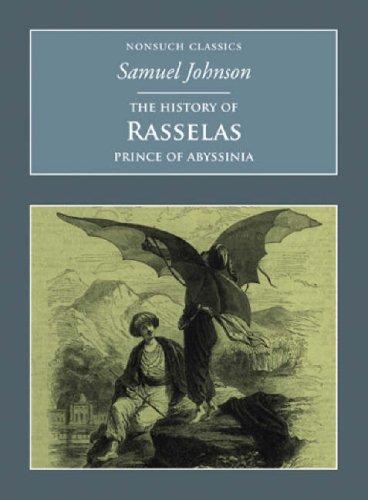 The History of Rasselas: Prince of Abyssinia: Johnson, Samuel