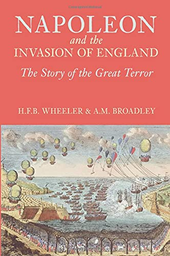 9781845883805: Napoleon and the Invasion of England: The Story of the Great Terror