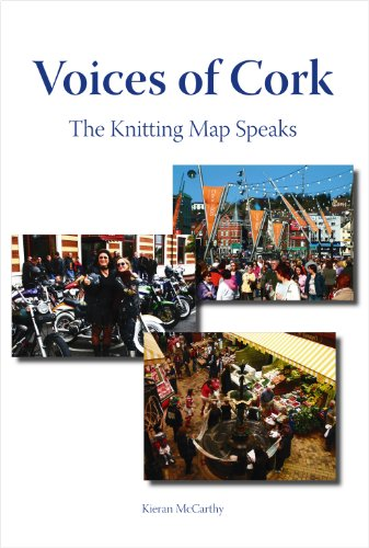 9781845885229: Voices of Cork: The Knitting Map Speaks