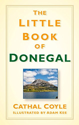 9781845888794: The Little Book of Donegal