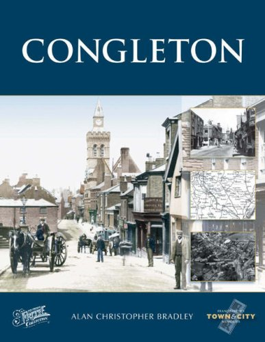 9781845890469: Congleton (Town and City Memories)