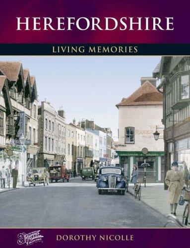 9781845891077: Herefordshire: Living Memories