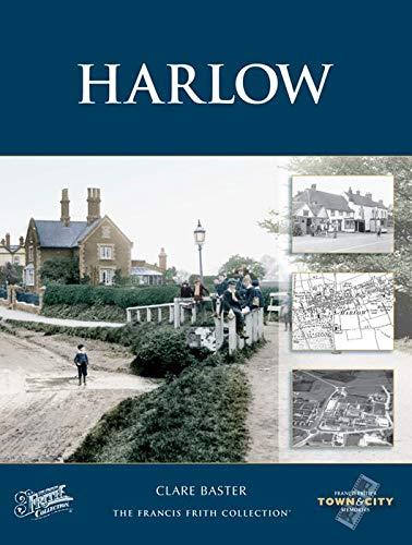9781845891169: Harlow: Town & City Memories (Town and City Memories)