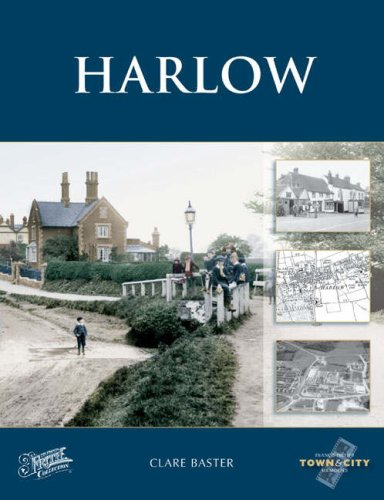 Harlow (Town & City Memories): Frith, Francis; Baster, Clare