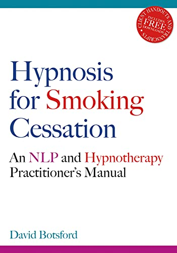 9781845900748: Hypnosis for Smoking Cessation: An Nlp and Hypnotherapy Practitioner's Manual