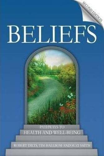 9781845908027: Beliefs: Pathways to Health and Well-Being