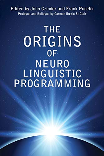 9781845908584: The Origins of Neuro-Linguistic Programming