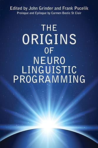 9781845908584: Origins of Neuro Linguistic Programming