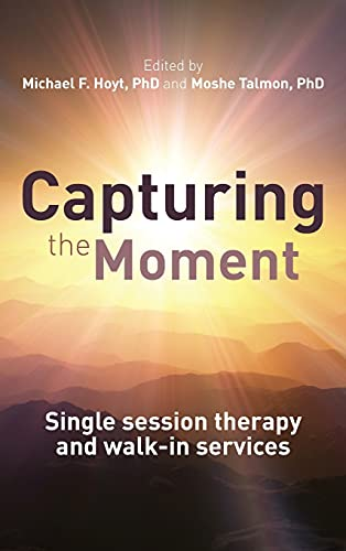 9781845908935: Capturing the Moment: Single-session therapy and walk-in services