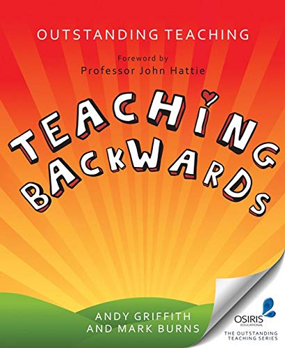 Outstanding Teaching: Teaching Backwards: Andy Griffith; Mark Burns