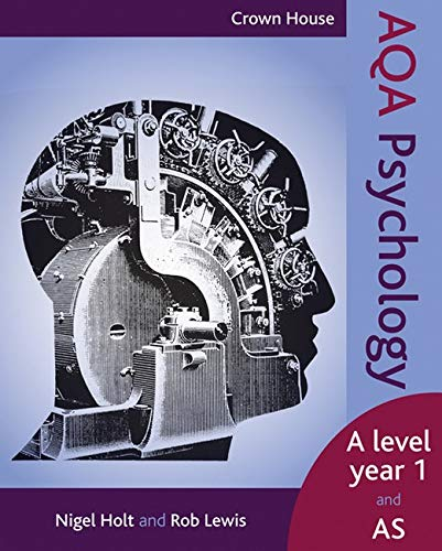 9781845909741: Crown House AQA Psychology: A level year 1 and AS