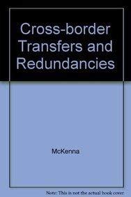 9781845920166: Cross-Border Transfers and Redundancies