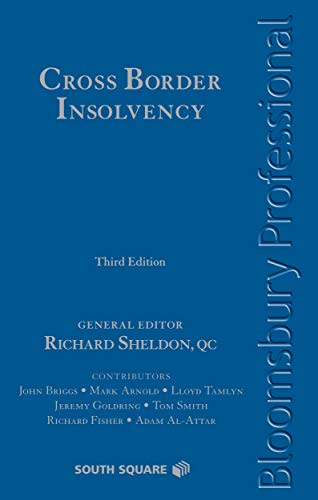 9781845921040: Cross-Border Insolvency: Third Edition