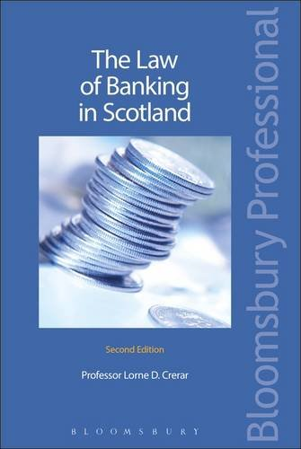 9781845921514: Law of Banking in Scotland