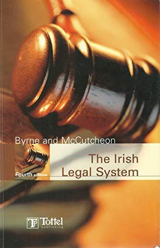 The Irish Legal System: McCutcheon, J.Paul