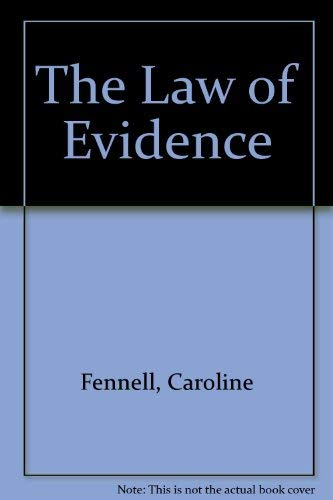 Law Of Evidence In Ireland 2Nd Edition