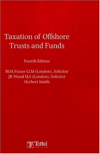 9781845925383: Taxation of Offshore Trusts and Funds
