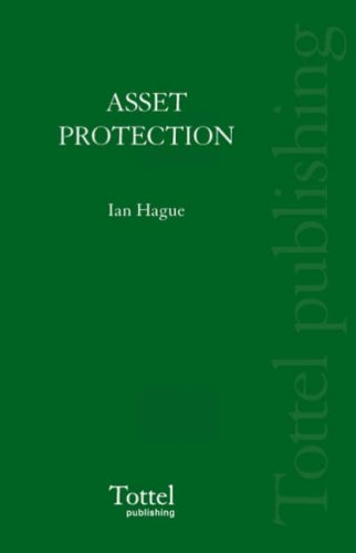 9781845925673: Asset Protection