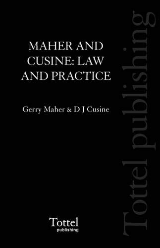 The Law and Practice of Diligence (Hardback): Douglas J. Cusine, Gerry Maher