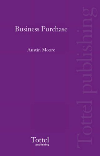 9781845927417: Business Purchase
