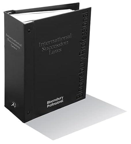 9781845928421: International Succession Laws