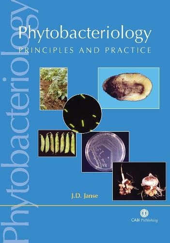 9781845930257: Phytobacteriology: Principles and Practice (Cabi)