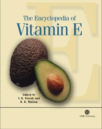 The Encyclopedia of Vitamin E (Hardback)