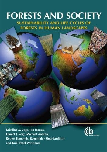 9781845930981: Forests and Society: Sustainability and Life Cycles of Forests in Human Landscapes