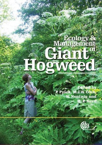 9781845932060: Ecology and Management of Giant Hogweed (Heracleum Mantegazzianum)