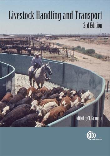 Livestock Handling and Transport (1845932196) by Temple Grandin