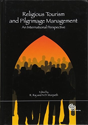 9781845932251: Religious Tourism and Pilgrimage Management: An International Perspective (Cabi Publishing)