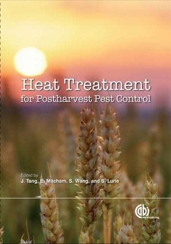 9781845932527: Heat Treatments for Postharvest Pest Control: Theory and Practice (Cabi International)