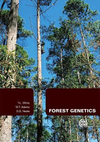 9781845932855: Forest Genetics (CABI International)