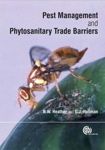 9781845933432: Pest Management and Phytosanitary Trade Barriers (Cabi Publishing)