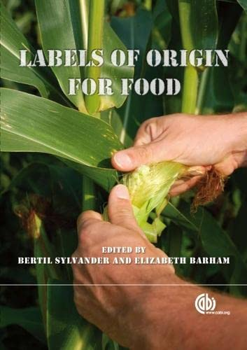9781845933524: Labels of Origin for Food: Local Development, Global Recognition