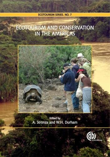 9781845934002: Ecotourism and Conservation in the Americas (Tourism Studies)