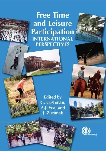 9781845934538: Free Time and Leisure Participation: International Perspectives (CABI)