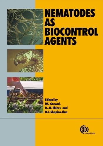 Nematodes as Biological Control Agents (Cabi): Grewal, Parwinder S.