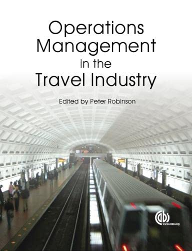 9781845935030: Operations Management in the Travel Industry
